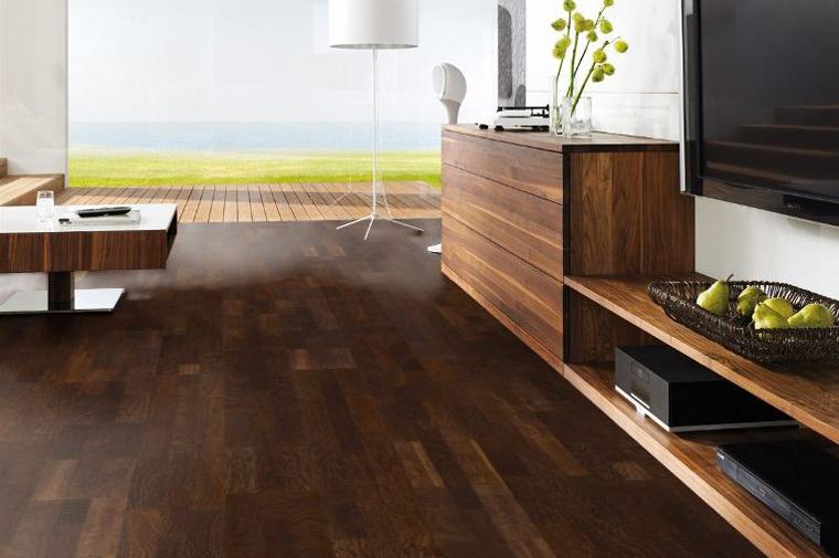tilo parkett schiffboden r uchereiche classic parkett. Black Bedroom Furniture Sets. Home Design Ideas
