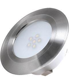 terracon led einbaulampe bodenspot 0 4 watt 70 mm. Black Bedroom Furniture Sets. Home Design Ideas