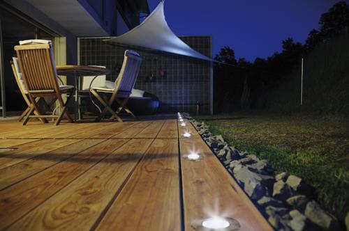 Led Beleuchtung Terrassendielen : Led Beleuchtung Terrassendielen : Terracon led einbaulampe bodenspot ...