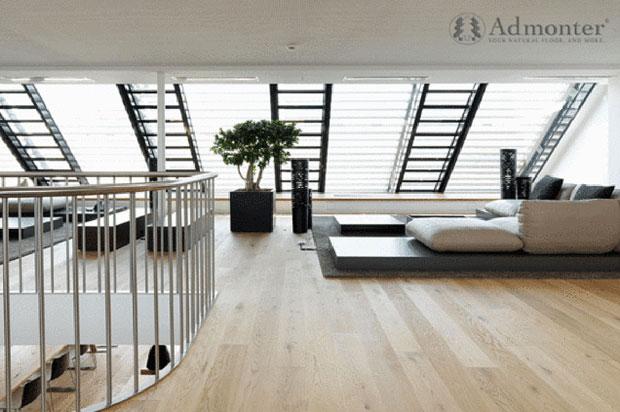 admonter landhausdiele eiche basic wei ge lt parkett online shop timbertown. Black Bedroom Furniture Sets. Home Design Ideas