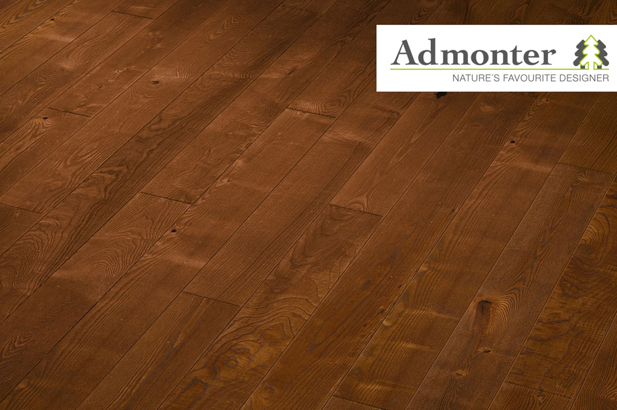 admonter landhausdiele esche marrone rustic antico natur ge lt parkett online shop timbertown. Black Bedroom Furniture Sets. Home Design Ideas