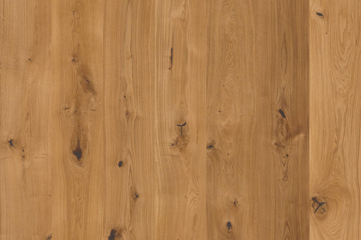 pronatur landhausdiele eiche astig handveredelt natur ge lt parkett online shop timbertown. Black Bedroom Furniture Sets. Home Design Ideas