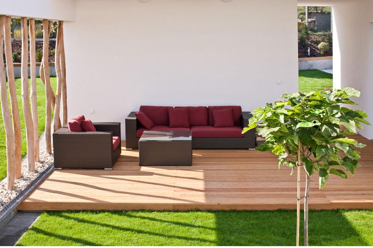 terrassendiele sib l rche geriffelt glatt parkett. Black Bedroom Furniture Sets. Home Design Ideas
