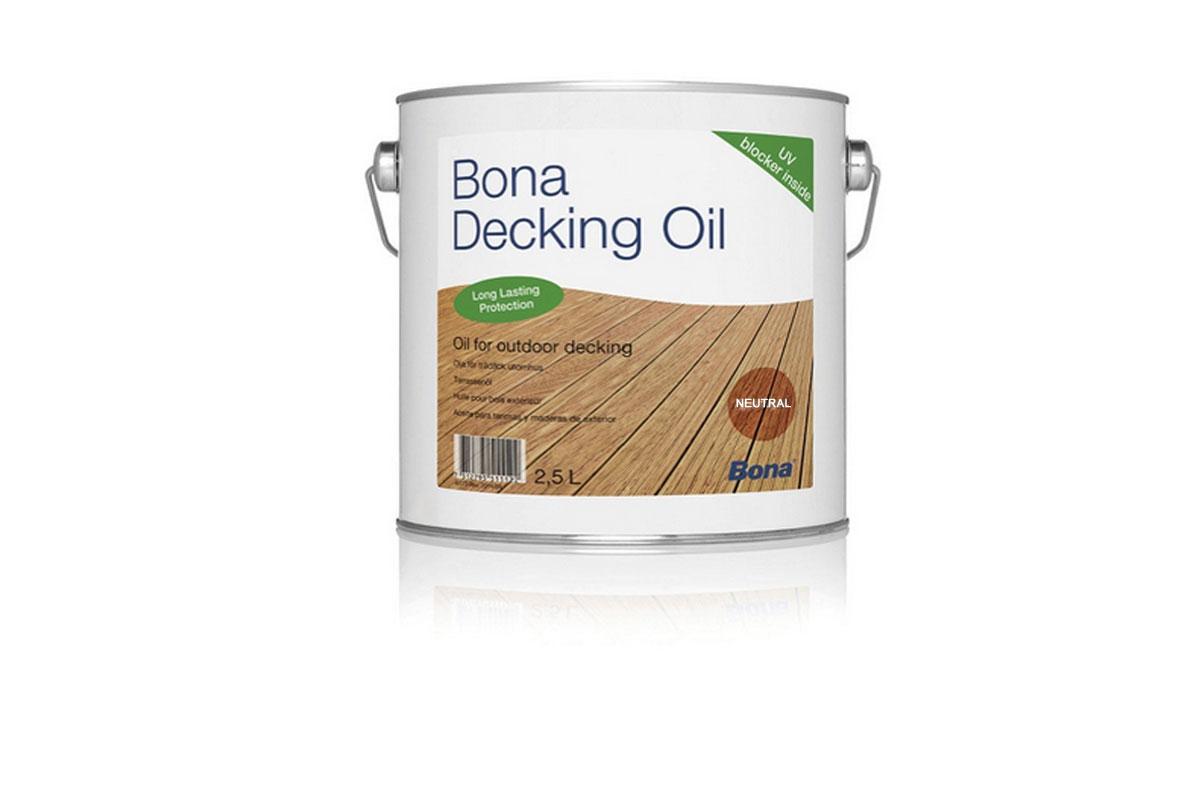 Bona Decking Oil Holzterrassen Ol Parkett Online Shop Timbertown