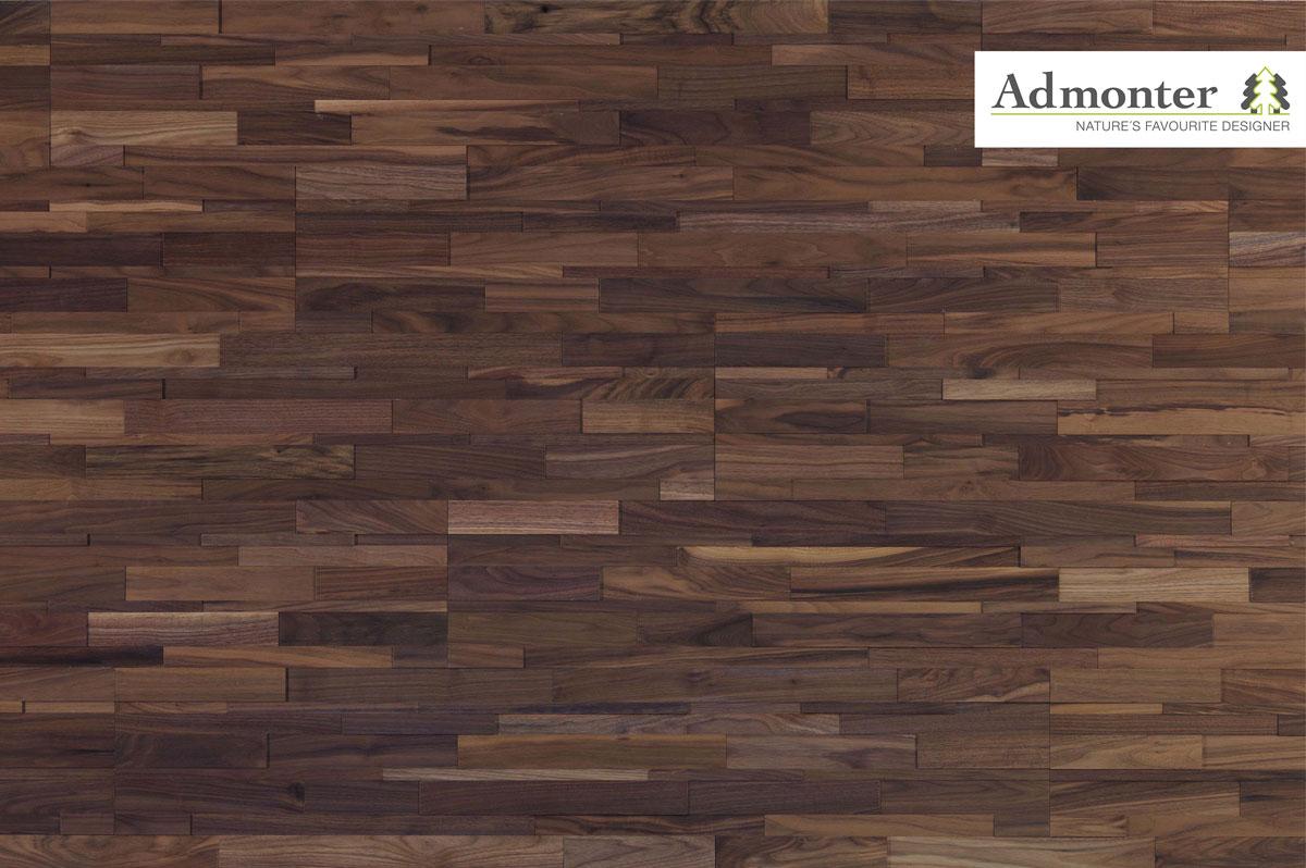 admonter cube nussbaum parkett online shop timbertown. Black Bedroom Furniture Sets. Home Design Ideas