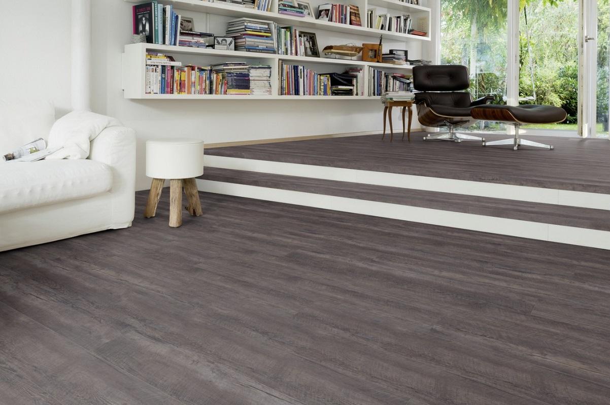 tilo vinylboden eiche kies parkett online shop timbertown. Black Bedroom Furniture Sets. Home Design Ideas