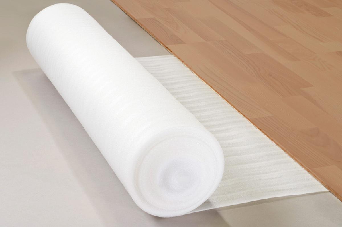 parkett laminat trittschalld mmung basicsilent 2 mm parkett online shop timbertown. Black Bedroom Furniture Sets. Home Design Ideas
