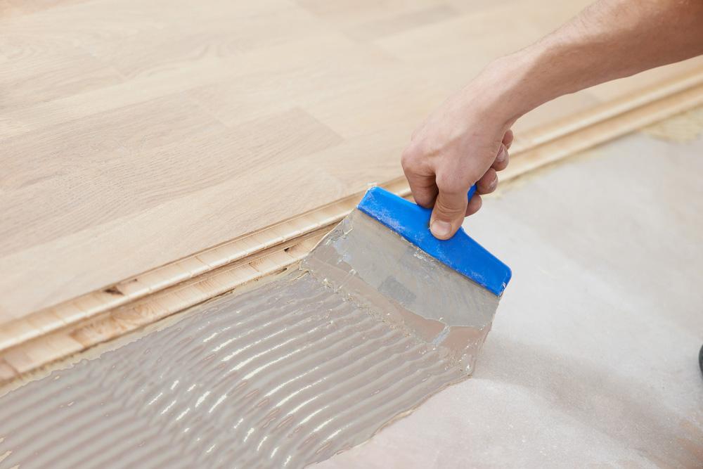 parkettkleber r850 silanklebstoff bona parkett online. Black Bedroom Furniture Sets. Home Design Ideas