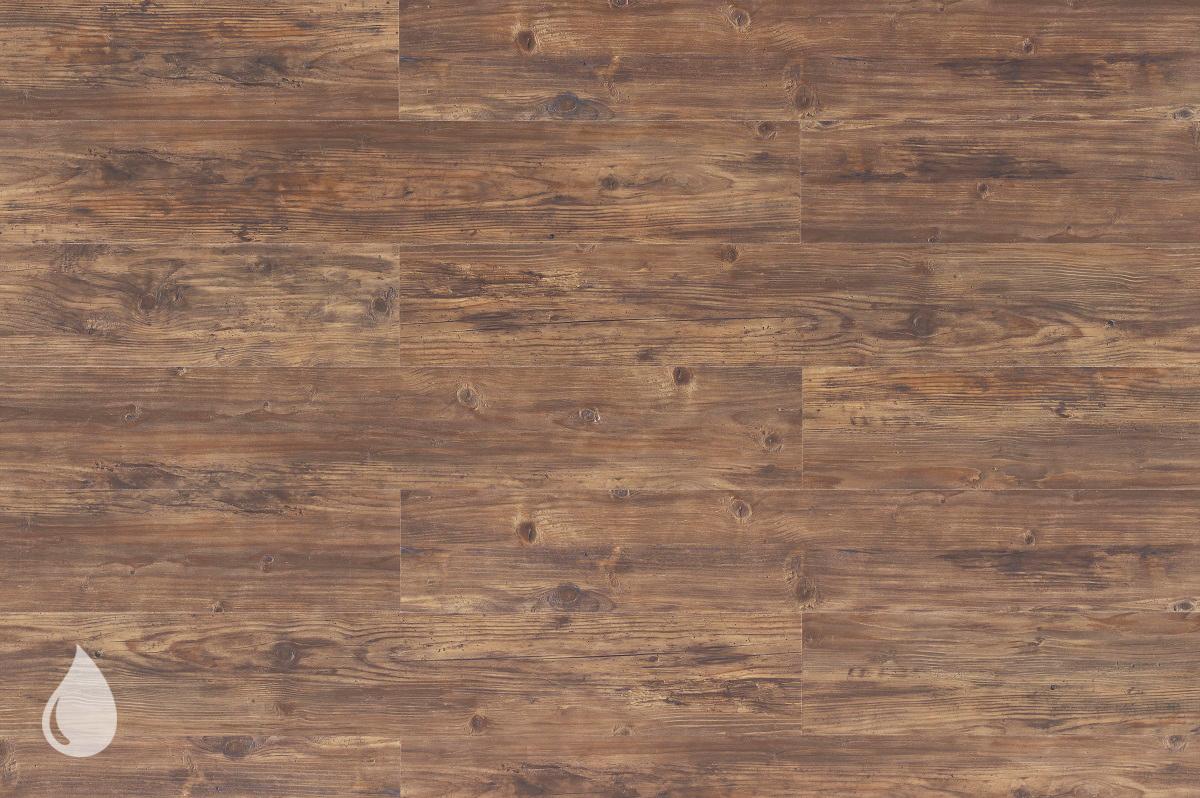 Fantastisch Cortex Vinylboden Aquanatura Landhaus Pinie Dunkel